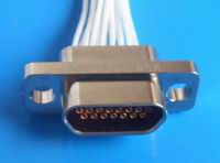 MIL-C-83513 Plastic Connector