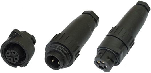 Circular C16 series Connectors